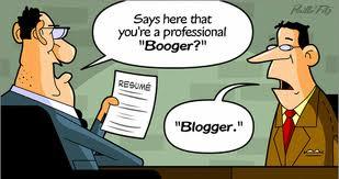 Professi blogger