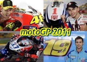 pertarungan motogp 2011