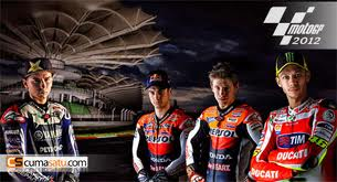 Persaingan Moto GP 2012