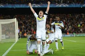 Chelsea ke Final Liga Champions 2012